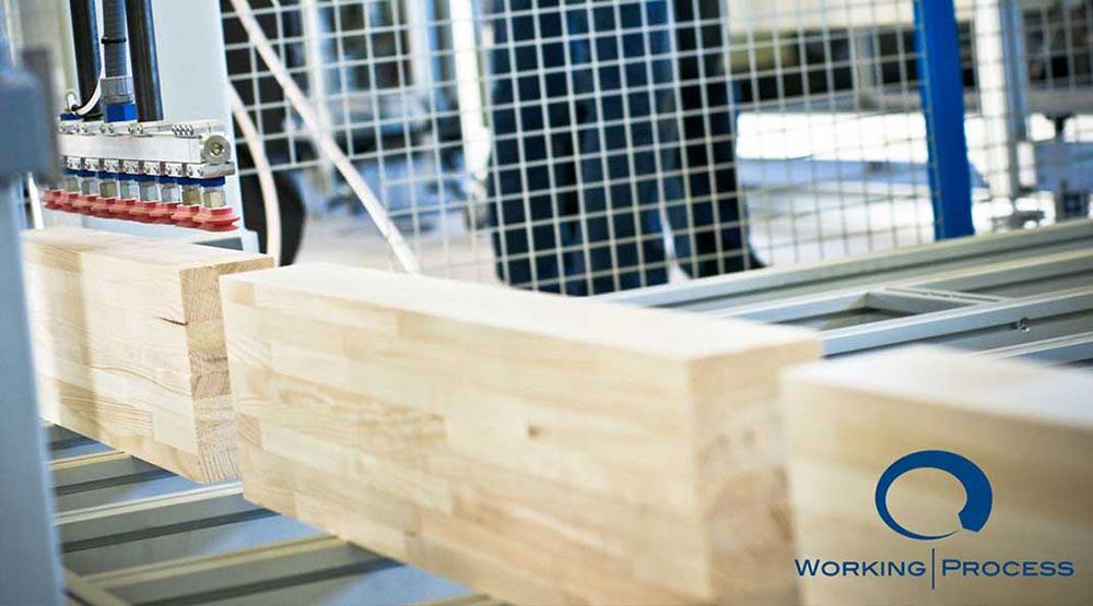 NEWS tecnologie la rivoluzione delle macchine per la lavorazione del legno working process