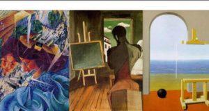 NEWS cultura finestre nell arte cubismo working process