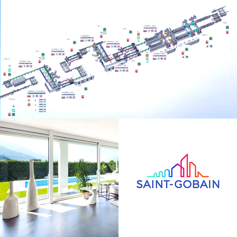 Case History Saint Gobain Working Process