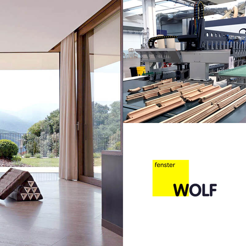 Case History Wolf Fenster Working Process